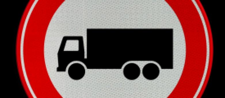 Vragen Aan College Inzake Handhaving Vrachtwageninrijverbod Kruisbroekweg Naaldwijk